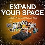 Seagate Expansion Portable 2TB External Hard Drive