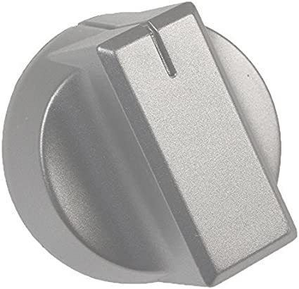 Dials for New World Oven Cooker /& Hob Pack of 1 Silver Grey Control Knobs