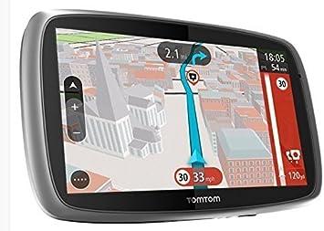 TomTom TRUCKER - Navegador GPS- version importada: Amazon ...