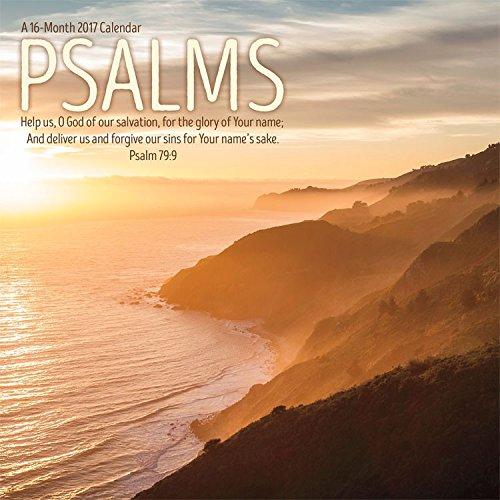 2017 PSALMS Calendar - 12 X 12 Wall Calendar