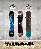SkateHoarding Wall Bullet Snowboard Wall Mount