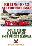 Boeing B-52 Stratofortresses Go to War DVD - Three B-52 films & 1,100 page B-52D Flight Manual