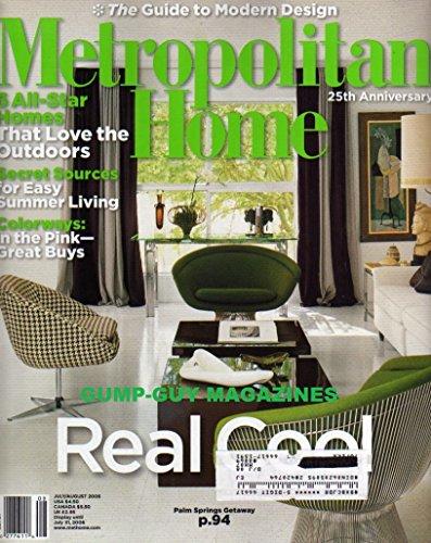 Metropolitan Home July / August ()