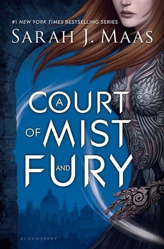 Couverture de A court of mist and fury