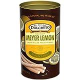 Dolcetto Meyer Lemon Gourmet Wafer Rolls