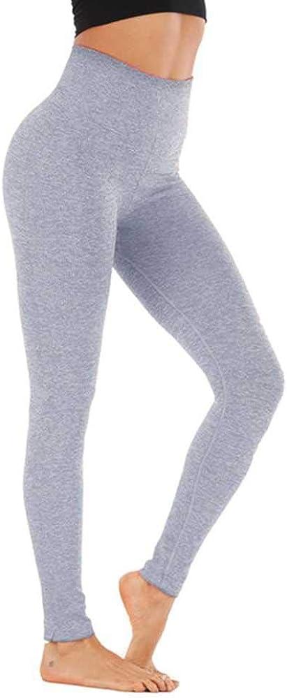 Polainas de control de la barriga de las mujeres pantalones de cintura alta de entrenamiento medias de desgaste activo de las mujeres pantalones de yoga push up sin costuras para la fitness