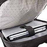 ORIGINAL PENGUIN Laptop Backpack, Black, ONE SIZE