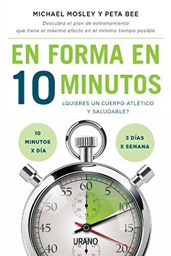 En forma en 10 minutos (Técnicas corporales) (Spanish Edition) by [Bee