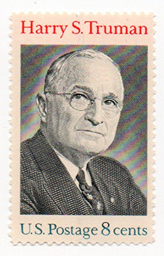 USA Postage Stamp Single 1973 Harry S.Truman Issue 8 Cent Scott #1499