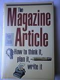The Magazine Article 9780898794502