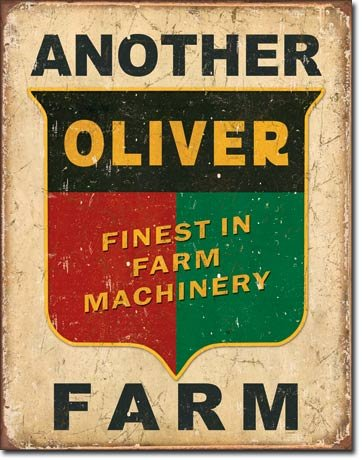 The Finest Website Inc. New Another Oliver Farm Tractor 16