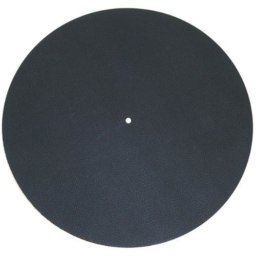Pro-Ject: Leather It Platter Mat - Black