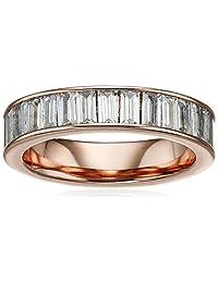 Kacey K Single Baguette Ring, Size 7