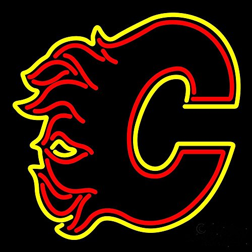 Neon Man Cave Signs Canada : Flames neon sign calgary