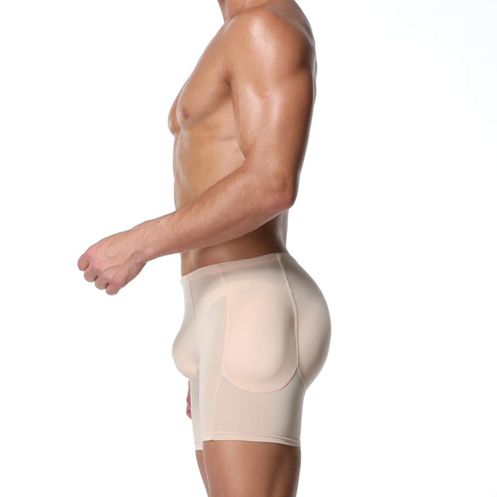 Bslingerie Mens Slimming High Waisted Body Stomach Shaper Briefs Butt Lifter