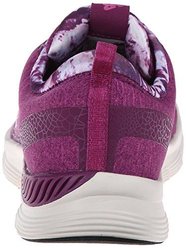 De Dark hg Multicolore New B Chaussures Purple Wx711 Femme Balance Fitness fWpxwIPq