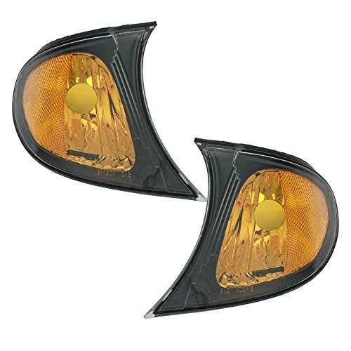 - Corner Marker Parking Light Pair Set for 02-05 3 Series E46
