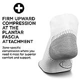 Feetures Plantar Fasciitis Relief Sock Ultra Light
