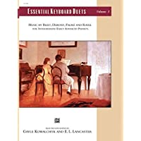 Essential Keyboard Duets, Vol 3: Music by Bizet, Debussy, Faure and Ravel, Comb Bound Book