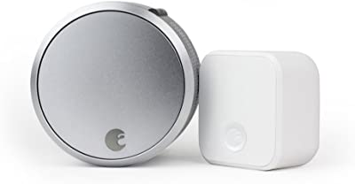 August Smart Lock Pro + Connect with Wi-Fi Bridge