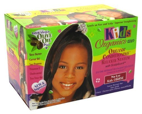 (Africa's Best Kids Organics Relaxer Coarse Kit (Haarpflege))