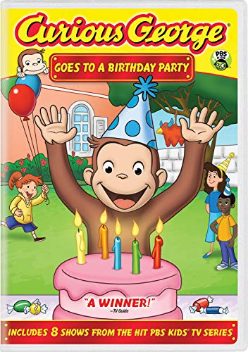 Studio C Halloween Party (Curious George Goes to a Birthday)