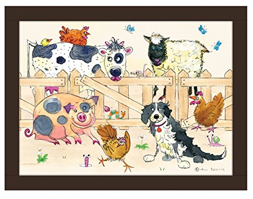 Animal Serving Tray - 6