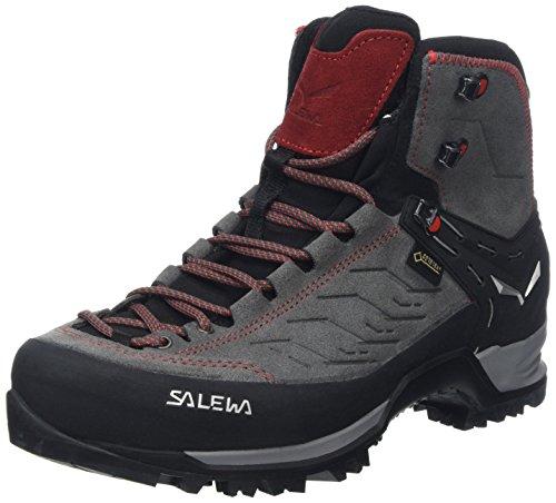 Pour Hommes Ms Gore D'alpinisme Multicolore Mtn tex Trainer Botte Papavero 4720 Salewa Mid anthracite qa8fc