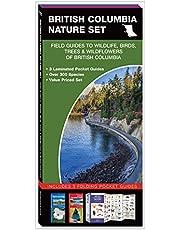 British Columbia Nature Set: Field Guides to Wildlife, Birds, Trees & Wild Flowers of British Columbia