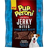 Pup-Peroni Jerky Bites Tender Beef Dog Treats, 12 Ounce (Pack Of 5)