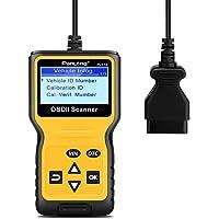 Panlong OBDII OBD2 Scanner Car Diagnostic Code Reader Turn off Check Engine Light (MIL)