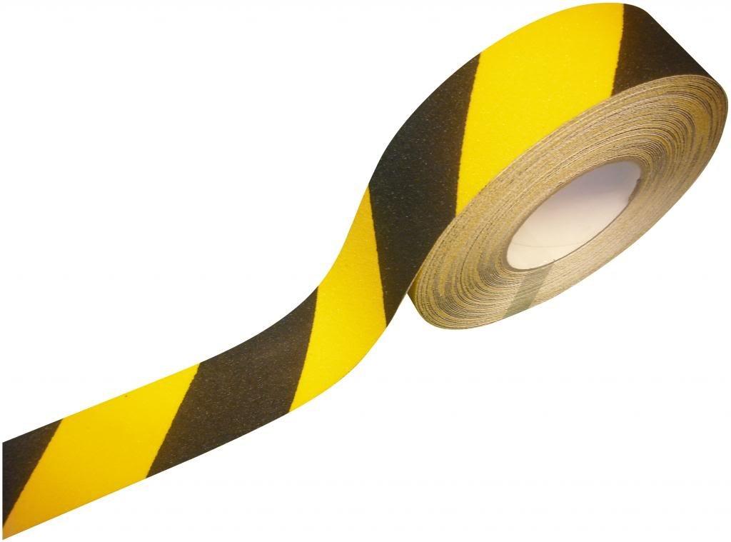 Direct Products Anti Slip Tape Hazard Self Adhesive 50mm X 6M Grip Tape