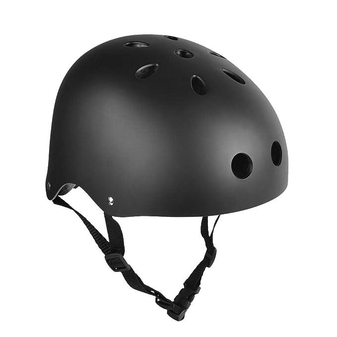 Générique Casco de Bicicleta para Bicicleta Patinete Roller esquí Patinaje