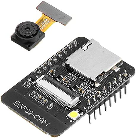 Milageto ESP32 CAM WIFI Bluetooth Modul Entwicklungsmodul Für Kameramodule ESP32 OV2640