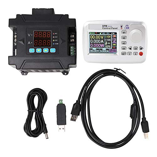 Remote Control DC Power Supply,Adjustable LCD Programmable