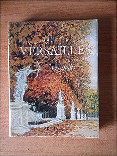 En ligne téléchargement Versailles trianons - couverture de chapelain-midy pdf, epub ebook