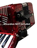 ACCORDION PICKUP, with FLEXIBLE MICRO-GOOSE NECK by Myers Pickups ~ See it in ACTION! Copy and paste: myerspickups.com