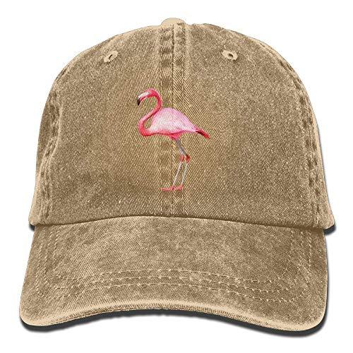 Skull Women Pink Cowboy for Cap Denim Men Sport DEFFWB Hats Hat Flamingo Cowgirl S41TqT