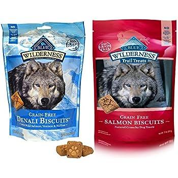 Amazon.com : Blue Buffalo Wilderness Dog Treat Variety