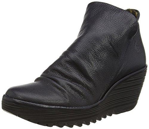 FLY London Damen Yip Boot Marine