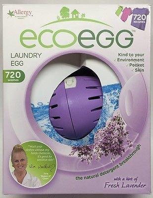 Ecoegg Wash -720 washes, Fresh Lavender