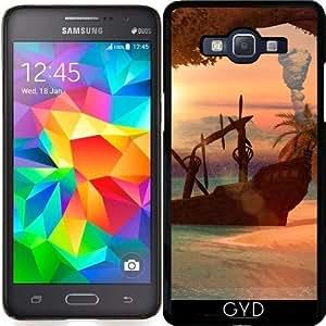 Funda para Samsung Galaxy Grand Prime (SM-G530) - Naufragio by nicky2342