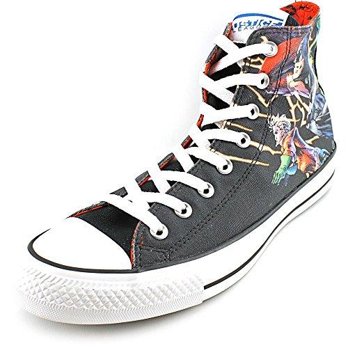 Converse All Star Hi Justice League Sneaker FASHION DC COMICS CT HI SHOES (10MEN-12WOMEN)