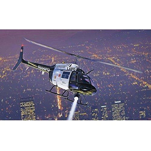 1:72 Bell 206 Jet Ranger Model Helicopter Kit (Ranger Adult Accessory Kit)