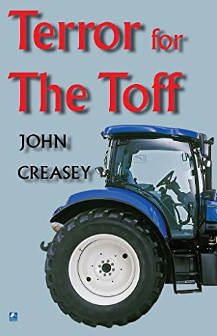 book cover of The Toff on the Farm