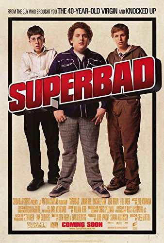 (Superbad Group - 27 x 40 New Poster)