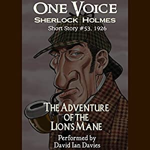 The Adventure of the Lion's Mane Audiobook