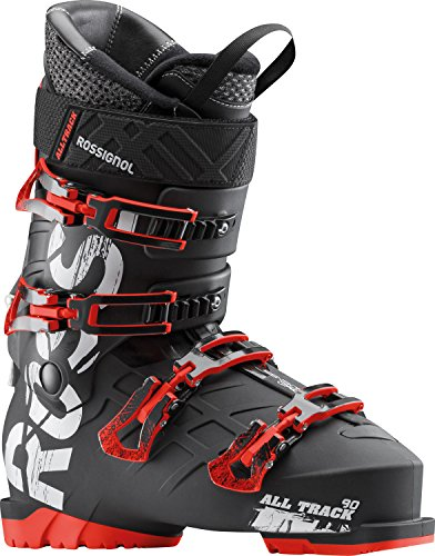 (Rossignol Alltrack 90 Ski Boots Black Mens Sz 11.5 (29.5))