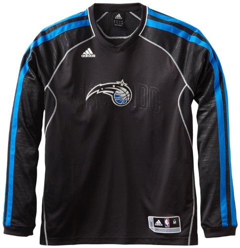 Court Shooting Jersey - NBA Orlando Magic On-Court Shooting Jersey, Medium, Black and Blue
