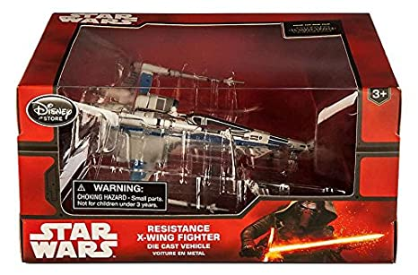 acrylic display stand only for Disney Diecast Resistance Xwing Force Awakens